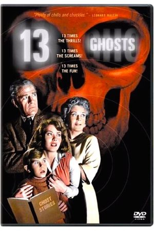 13 Oan Hồn – Thir13en Ghosts (2001)