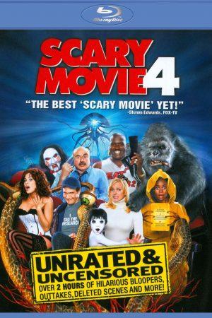 Phim Kinh Dị Hài Mỹ 4 – Scary Movie 4 (2006)
