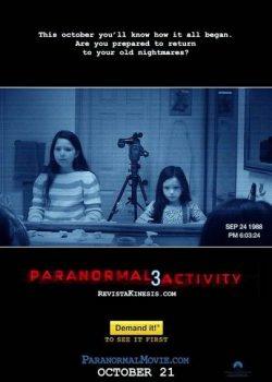 Lời Nguyền Bí Ẩn 3 – Paranatural Activity 3 (2011)