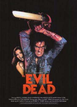 Ma Cây 1 – The Evil Dead (1981)