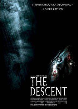 Quái Vật Hang Động – The Descent (2005)
