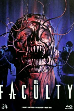 Quái Vật Ký Sinh Ngoài Hành Tinh – The Faculty (1998)