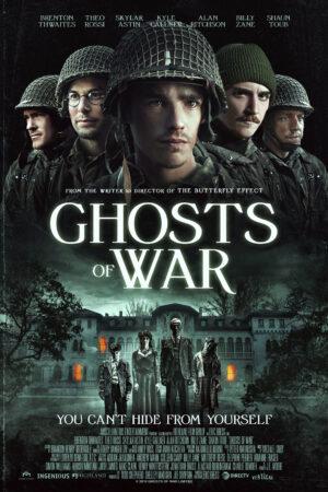 Dinh thự oan khuất – Ghosts of War (2020)