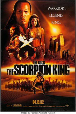 Vua Bò Cạp – The Scorpion King (2002)